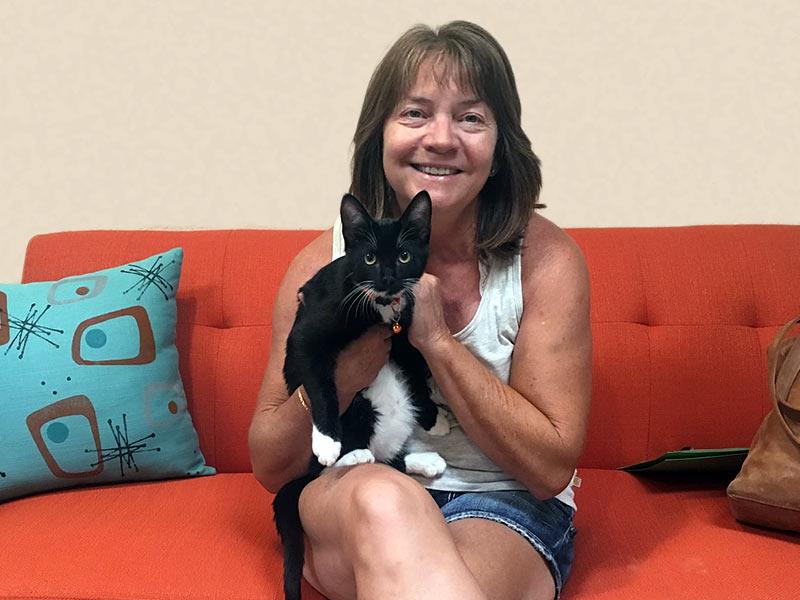 Buster dog adopted September 2019